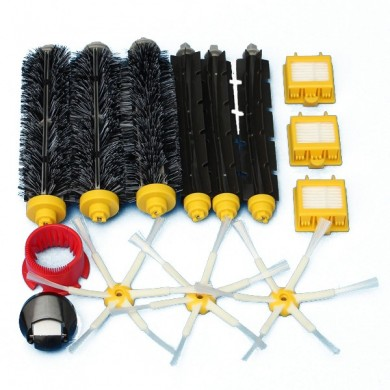 14Pcs Vacuum Cleaner Filters Brush Pack Kit For iRobot Roomba 700 Series 760 770 780 790