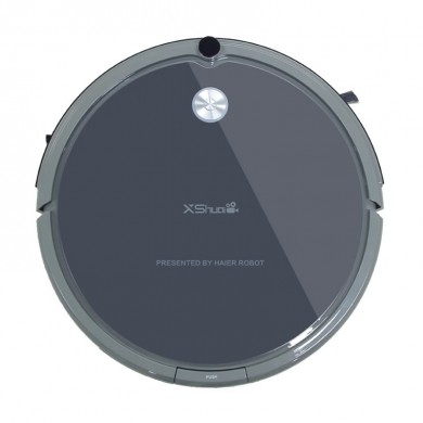 Haier XSHUAI HXSG1 Smart Sweeping Robot Vacuum Mopping Cleaner Remote Control Anti-drop 4 Clean Mode