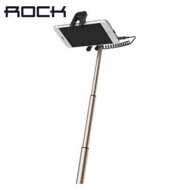 ROCK Original 75CM Wire Control General Selfie Stick for Cell Phone