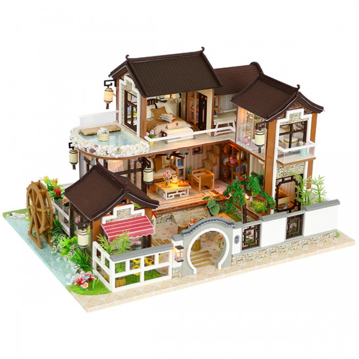 Wedding Cats Miniature Dollhouse Doll House Picture
