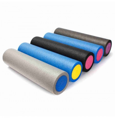 60x14.5cm Yoga Foam Roller Pilates Home Gym Massage Exercise Fitness