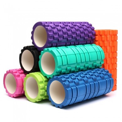 33x14cm EVA Yoga Gym Pilates Foam Roller Massaggio Trigger Point