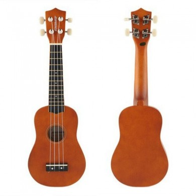 21 Inch Acoustic Soprano Hawaii Ukulele Musical Instrument