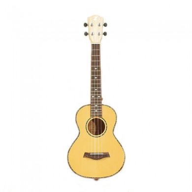 Deviser Ukulele UK-LA6 24 Inch Four-string Guitar Tiger Stripes