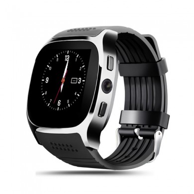 Smart Watch Bakeey T8 1.54Pollici MTK6261D Bluetooth Fotocamera GSM Scheda TF per IOS Android