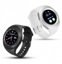 Bakeey Y1 LBS GSM Podemeter Telefonata Bluetooth Smart Watch per iPhone X 8 / 8Plus Samusng S8