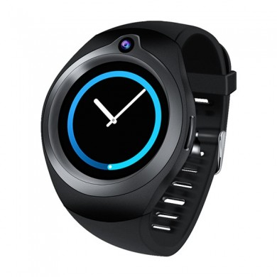 ZGPAX S216 da 1,3 pollici MTK6580M 1G + 16G Android 3G GPS WIFI Cuore Rate Monitor Bluetooth Smart Watch