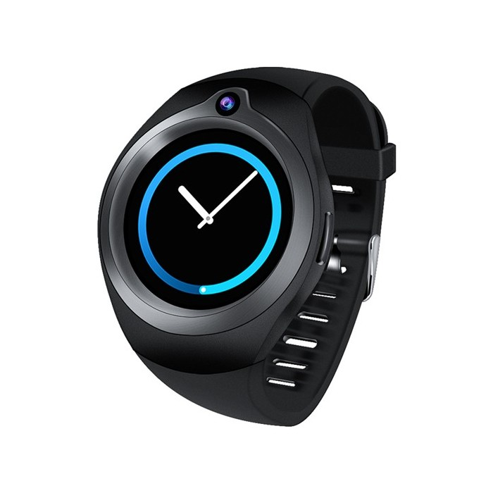 ZGPAX S216 1.3 pollici MTK6580M Android 3G GPS WIFI Cuore Monitor di frequenza Sport Bluetooth Smart Watch