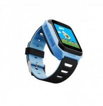 Bakeey Touch screen da 1,4 pollici DS09 GPS LBS Posizione SOS Phone Call fotografica Torcia Kids Smart Watch