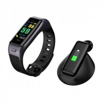 Goral B03 Bluetooth Auricolare Call Music Player Cuore Rate Pedometro Sleep Sport Bracciale intelligente