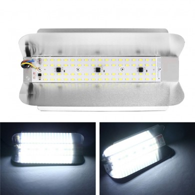 30W Outdoor 68 LED Flood Light Iodine Tungsten Lamp for Factory Park Garden AC220V