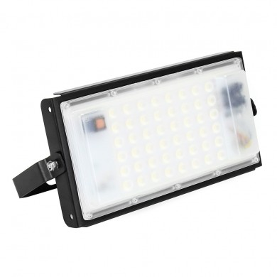 50W 4500lm Waterproof IP65 48 LED Flood Light White Light Spotlight Outdoor Lamp AC175-265V