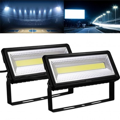 50W COB LED Flood Light Waterproof Outdoor Security Light for Garage Garden Yard AC220V