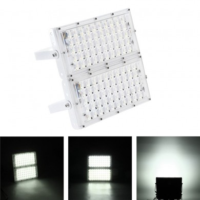 100W 100 LED Flood Light Super Bright Waterproof IP65 Outdoor Security Light AC185-265V