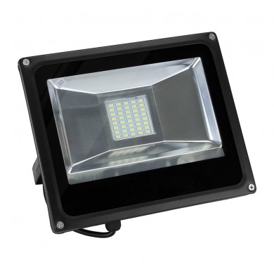30W Waterproof 40 LED Flood Light White Light Spotlight Outdoor Lamp for Garden Yard AC180-220V