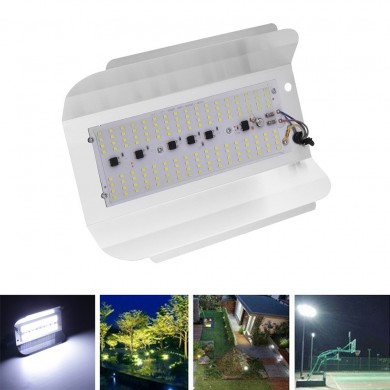 High Power 100W 136 LED Flood Light Waterproof Iodine-tungsten Lamp for Outdoor AC220V