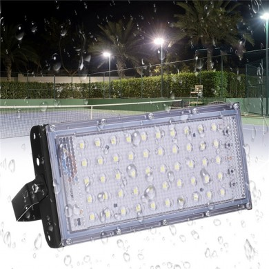 50W LED Flood Light Waterproof Work Spot Light Super Bright Security Lamp For Camping Daily Lighting