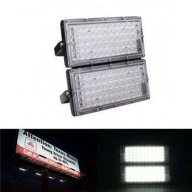 100W 100 LED Flood Light Outdoor Garden Waterproof Landscape Security Lamp AC220V