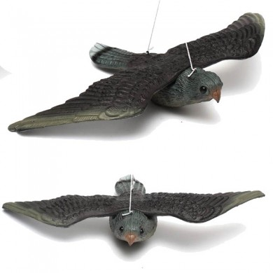 Garden Landscape Artificial Flying Bird Decoration Farm Pest Control Bird Scarer