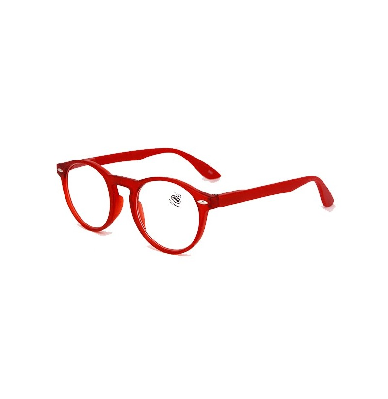 Unisex Retro Reading Glasses Clear Lens Eyeglasses (Color: 003, Magnification Strength: 3.5) фото