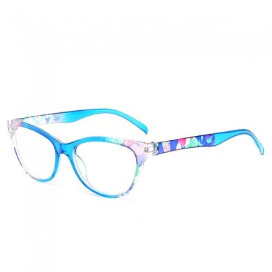 Unisex HD Resin PC Vollformat Lesebrille