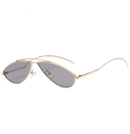 Women Men Outdoor Retro Trend Street Sunglasses