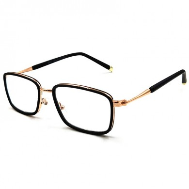 Men Metal Ultra-light HD Reading Glasses