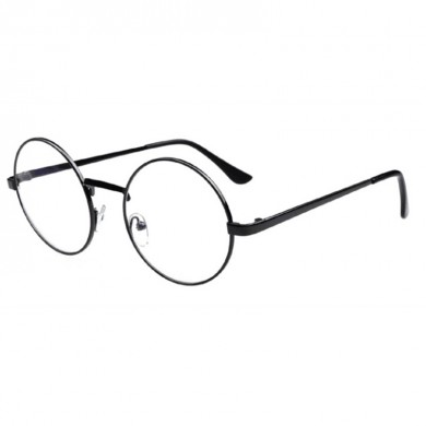 Women Men Retro Ground Optical Glasses