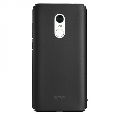 Lenuo Ultra Thin Hard PC impermevel protetor Caso para Xiaomi Redmi Note 4