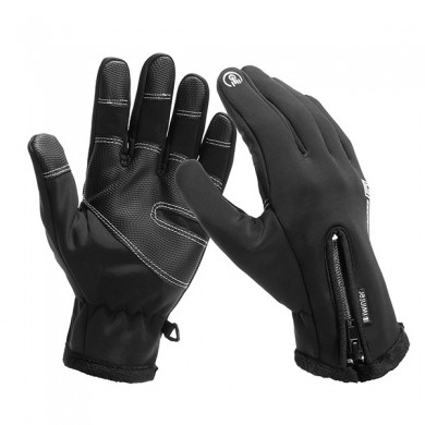 iwinter Touch Screen Full Finger Winter Warm Thermal Bike Motorcycle Glove