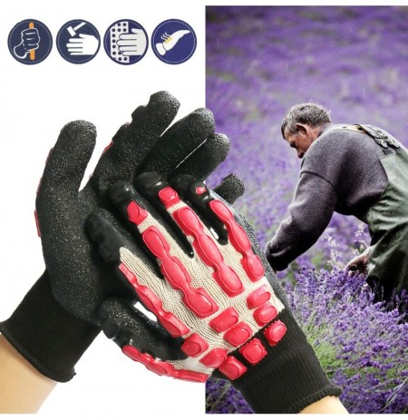 BIKIGHT Abrasion Skid Resistance Anti-Cutting Gloves Work Impact Mechanics Tool For Rock Climbing