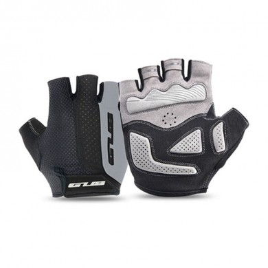 GUB 2099 Half-Finger Short Cycling Gloves Outdoor Sports Shockproof Non-slip Motorcycle Bike Gloves
