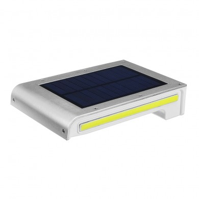 Solar Power 106 LED Motion Sensor Garden Security Lamp Outdoor Waterproof Wall Light