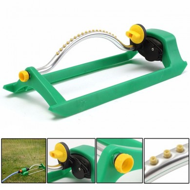 180 Degree 18 Holes Autorotation Sprinkler Garden Lawn Irrigation Cooling Spray Head