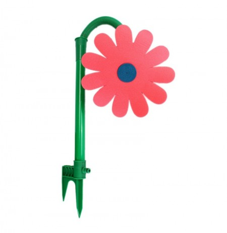 Garden Courtyard Prato Sprinkler Watering Flower Grass Irrigazioni Daisy Petals Sprayer