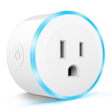 WIFI Smart Plug Wireless Remote Control Appliances Power Socket Support Amazon Echo And Google Home