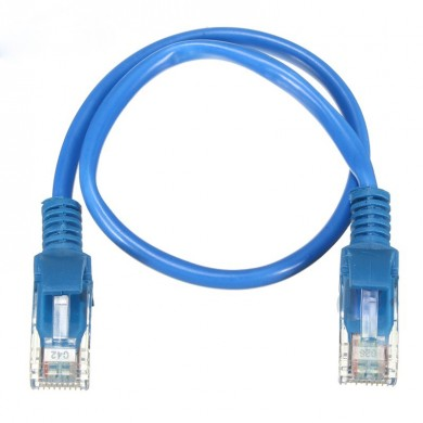 20cm Cat 5 RJ45 Male to Male Computer LAN Ethernet Networking Cable LAN Cord