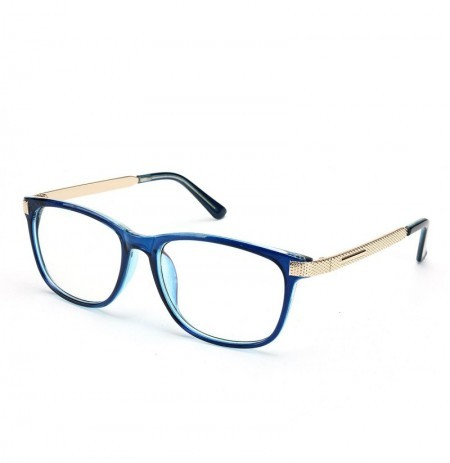 8cf3b3a8958 Unisex Women Men Retro Eyeglasses Frame Full-Rim Clear Lens ...