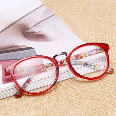 Men Women Lightweight Anti-fatigue Fashion Reading Glasses