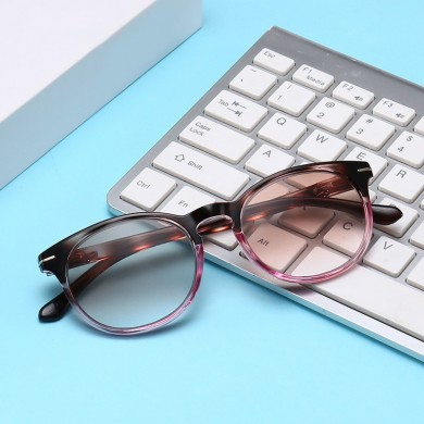 Unisex PC Ultra-light Reading Glasses Presbyopia Glasses