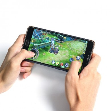 Metal Sucker Joystick for Touch Screen Mobile Phone