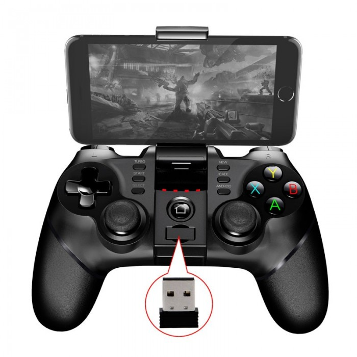 iPega PG-9076 Gaming Bluetooth 2.4G Wireless Wired Game Controller ...