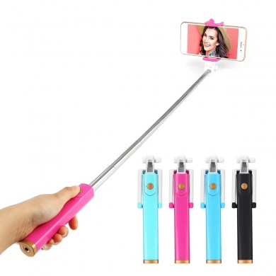 Bakeey Selfie estensibile bastone Bluetooth Wireless remoto Otturatore per telefono cellulare