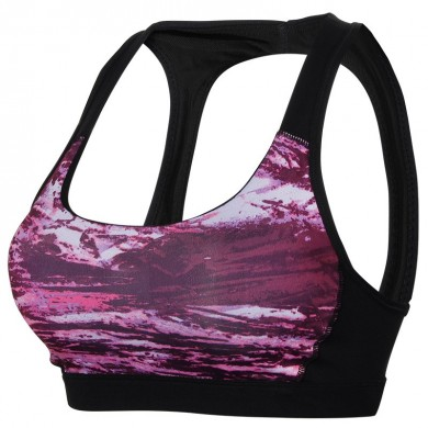 Women Summer Sport Tops Breathable Running Fitness Bra Yoga Bustiers