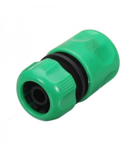 1/2 Inch Plastic Garden Water Hose Quick Connector Hose Fast Fitting
