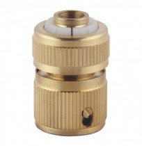 1/2 Inch Copper Hose Quick Connector Garden Water Pipe Connector Faucet Universal Connector