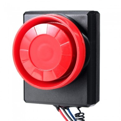 Motorcycle Electric Vehicle Vibration Sensor Alarm