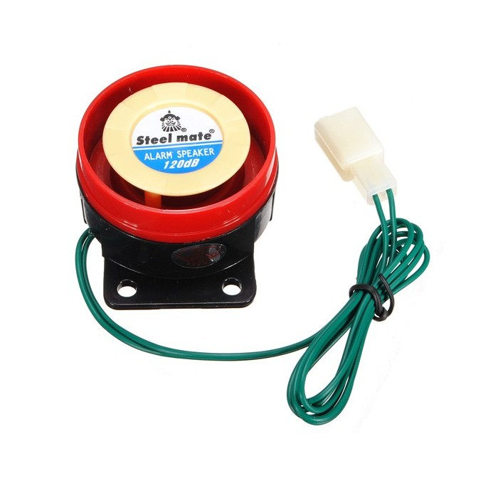 Motorcycle Two-way Alarm S881 with Anti Cut-ray Function