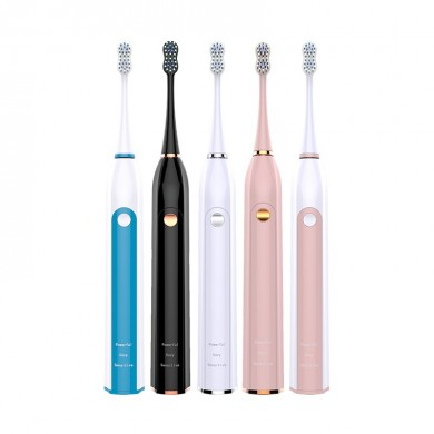 Electric Toothbrush Wireless Rechargeable for Audlt