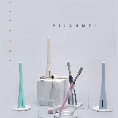 YILANMEI portatile staccabile testa Anti dente batterico Pennello